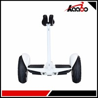Electrical With Led Light Black Self Balancing Hover Scooter