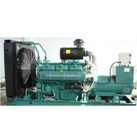 Wudong 750kva diesel generator electric start water cooled with 12 cylinder engine