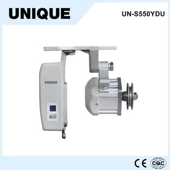 YX-550 cheap energy saving sewing machine motor industrial sewing machine servo motor