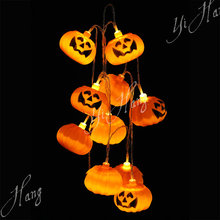 Manufacturer Fast Delivery pumpkin light for Halloween and party