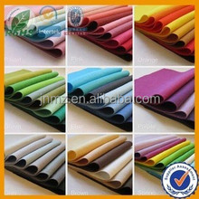 3mm thick blanket non woven polyester felt for exhibition hall
