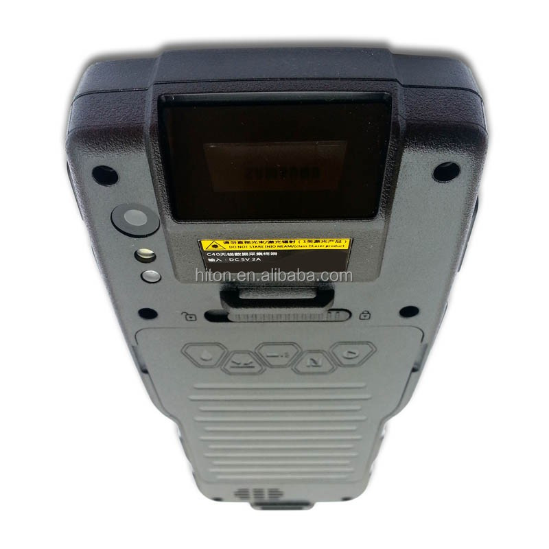 Verified Manufacturer 3G Wireless Rugged Industrial PDA,Android Handheld Laser Barcode Scanner with Memory
