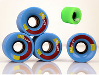 Custom High Quality 60*42mm PU Wheels ,SHR,skateboard wheels