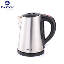 High quality 360 degree rotational cordless electric kettle ,304 stainless steel novelty kettle