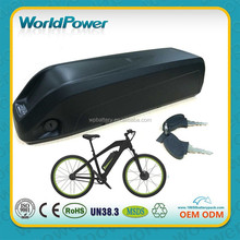Samsung cells frame electric bike battery 36v 13ah with smart BMS