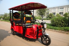 New high power trike three wheel car / cheap electric three wheeler tuk tuk for sale