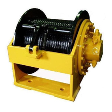 ISYJ Series 5 Ton Hydraulic Winch