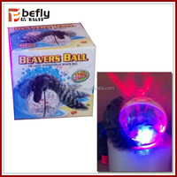 Hot sale funny electric beavers ball