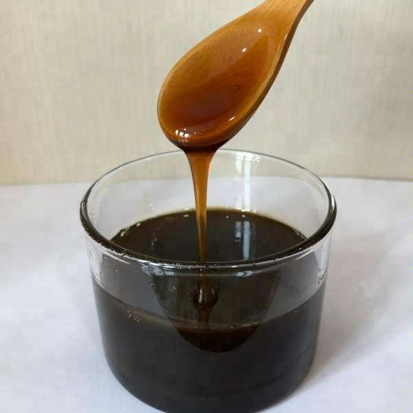 Black Chinese buckwheat honey