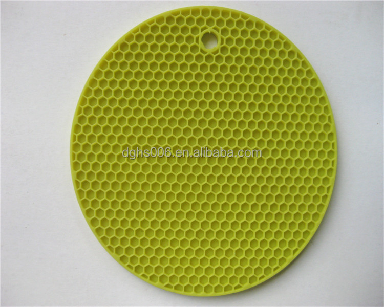 Premium, Multipurpose Silicone Kitchen Tool, Trivets, Pot Holders, Spoon Rest, Coaster, Heat Resistant