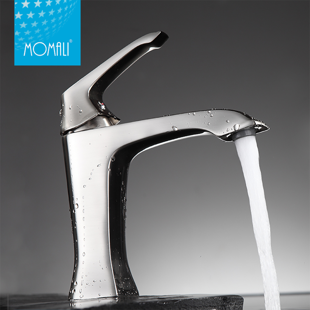 Modern deck mounted sanitary vessel faucet bathroom mixer basin taps