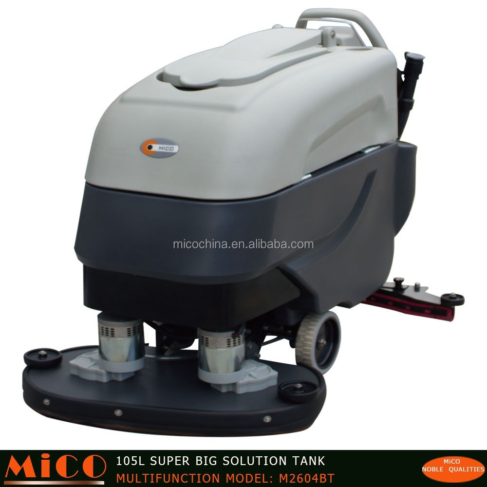 Commercial Automatic Floor Washing Tools (105L self-propelled 2020W) M2604BT