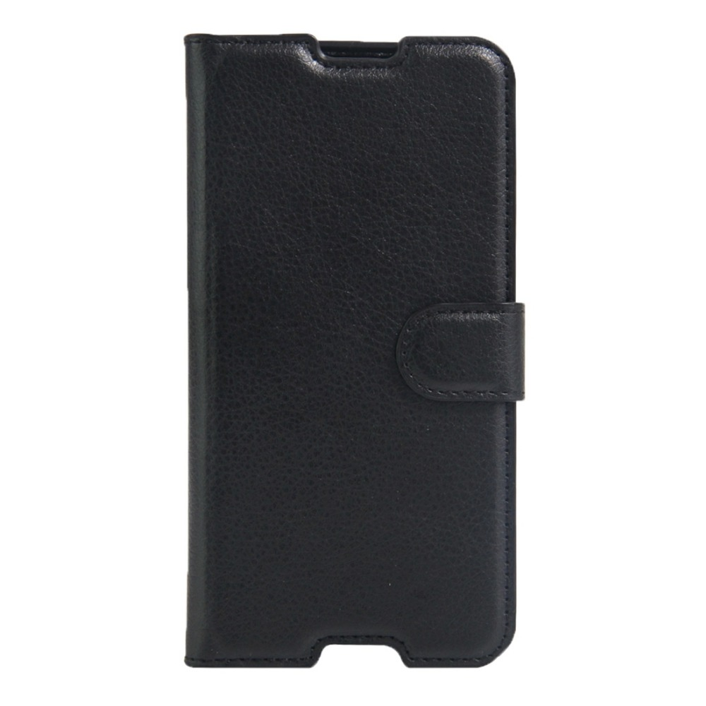 High quality For BlackBerry DTEK50 & Alcatel Idol 4 Litchi Texture Horizontal Flip Leather Case with Magnetic Buckle & Holder