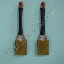Wholesale Copper Graphite Carbon Brush for Car Parts/Motorcycle Metal Starter Hot Sell in India
