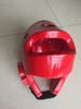 Taekwondo equipment dipped foam red color taekwondo head protectors