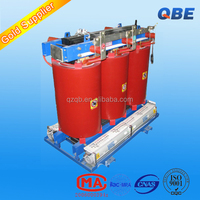 dry type high input output voltage 20kv 10kv/0.4kv step down isolation transformers