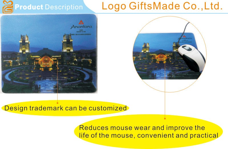 China Custom boob mouse pad with High-Quality