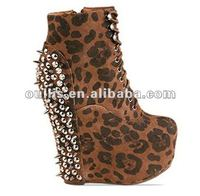 shoe ankle boot 2012 hot sale women fashion winter shoes LM173