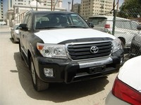 TOYOTA LAND CRUISER 200 2015 model