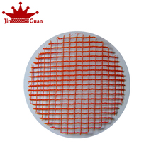 HDPE with FR good quality building site use orange scaffolding debris net