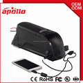 36V 11Ah lithium ion power pack 400 ebike battery