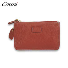 Cossni 2017 Customized Design Genuine Leather Handbag Woman Wallet for Lady