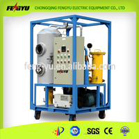 Best selling Hydraulic Oil / Lube Oil Recycling, Oil Purifying Machine
