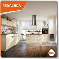 Competitive price factory directly high gloss acrylic kitchen cabinet door