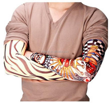 Fashionable Compression Arm Sleeve Lycra Sport Arm Sleeve Custom Forearm Sleeve