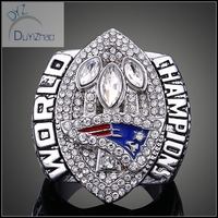 Champion Alloy jewelry rings, custom cheap sports champion ring