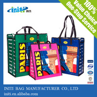 2014 China Supplier New Product large shopping bag with zipper