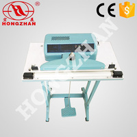 factory deal CE certificate table sealing machine heat sealer portable packer foot pedal wrapper step board packing machinery