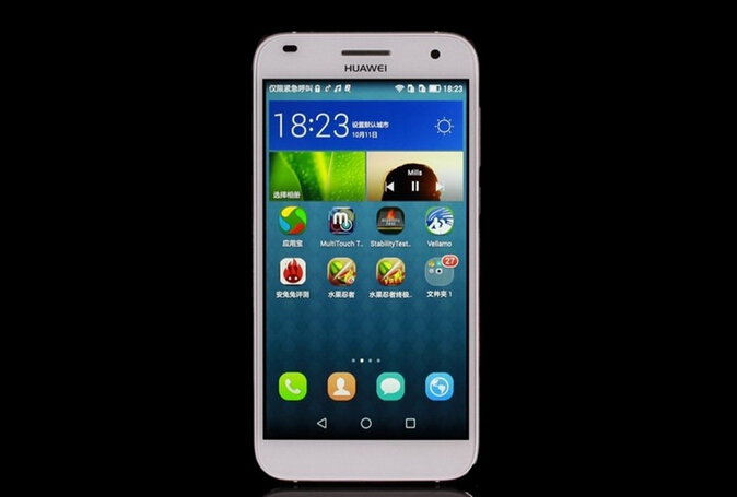 "Huawei Ascend G7 5.5""HD Screen Qualcomm Snapdragon1.2 GHz Quadcore 2GRAM 16GROM 13MP Camera huawei G7 cell phone"
