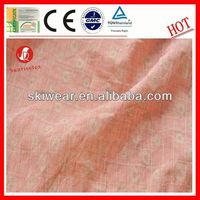 wholesale antibacterial pure linen flax fabric