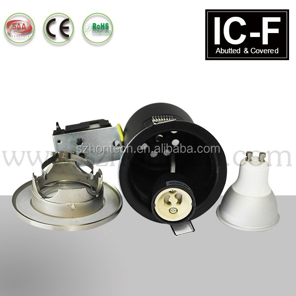 NEW dimmable downlights for Color changeable dimmable SAA led downlights with 2.4G remoted controller
