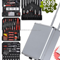 Factory Supply 599 Pcs Garage Tool