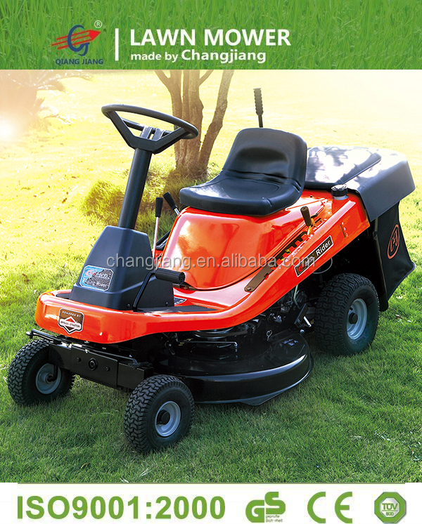 Ride on Lawn Mower Riding mower Tractor with 12.5 HP B&S engine