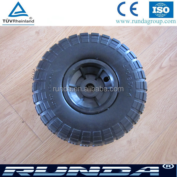 PUNCTURE PROOF PLASTIC Wheel Tyre 3.00-4