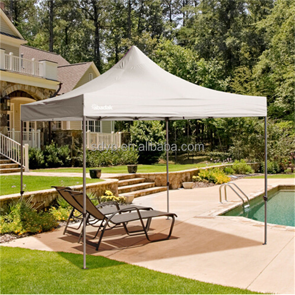 Yunpeng swimming pool sunshade foldable tent canopy 3x3m