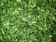 IQF Spinach Leaf IQF with good quality for sale