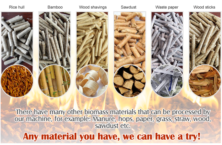 mini small biomass machine wood pellet making machine mill for sale wood pellet mill