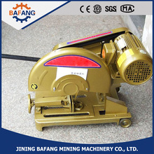 Hand held industrial abrasive motor electric 400mm cutting machine