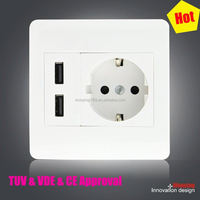 top sale high quality factory directly offer male and female wall mounted socket
