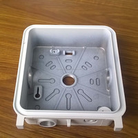 oem aluminum die casting junction box ip65