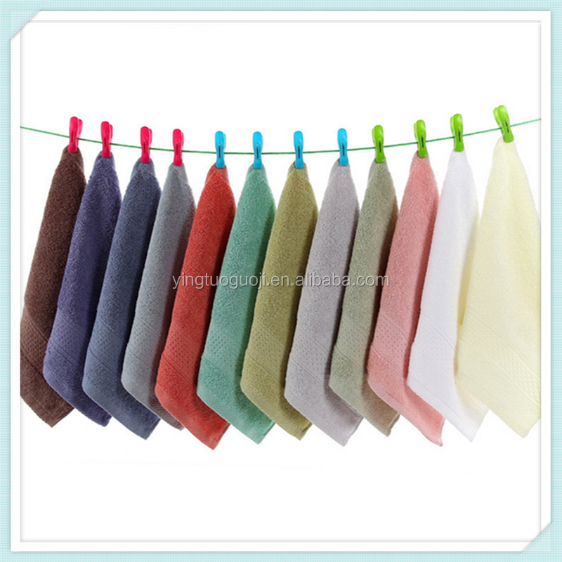 China 100% Cotton Five-Star Hotel Hand Towel