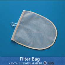 FDA certificated Customized size Hemp nut milk organic filter bag