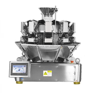 Automatic mini combination multihead weigher