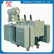Big design electric oil filled 11KV 15KV 22KV 33KV 16 mva power transformer