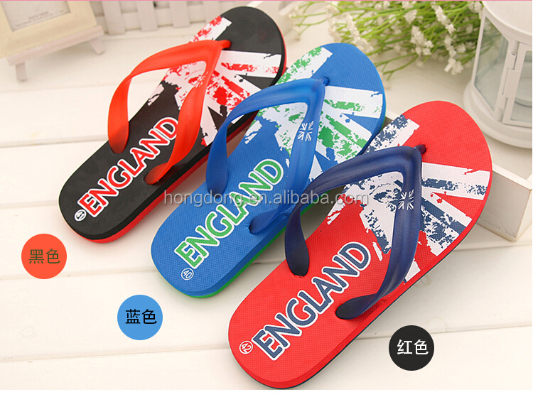 wholesale fashion two color man eva <strong>slippers</strong> elastic comfortable mens flip flops