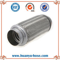 Muffler Flexible Exhaust Pipe of Generator Auto Exhaust System
